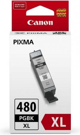Картридж CANON PGI-480XL пигментный черный оригинальный