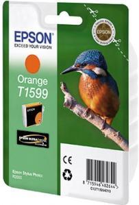 Картридж Epson C13T15994010 оранжевый оригинальный