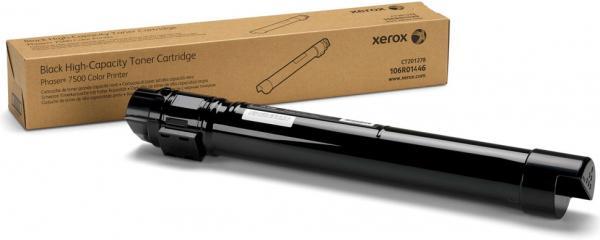 Картридж XEROX 106R01446 черный оригинальный