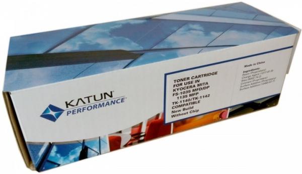 Картридж совместимый Katun TK-1140 для Kyocera
