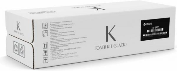 Тонер-картридж Kyocera TK-6725