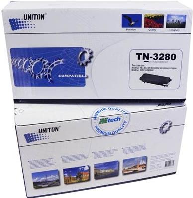 Картридж совместимый UNITON Premium TN-3280 для Brother