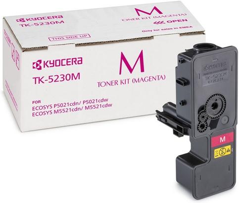 Тонер-картридж Kyocera Mita TK-5230M