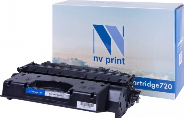Картридж совместимый NVP Canon 720 черный