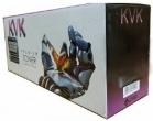 Картридж совместимый KVK CF401X голубой для HP