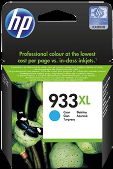 Картридж HP CN054AE голубой оригинальный