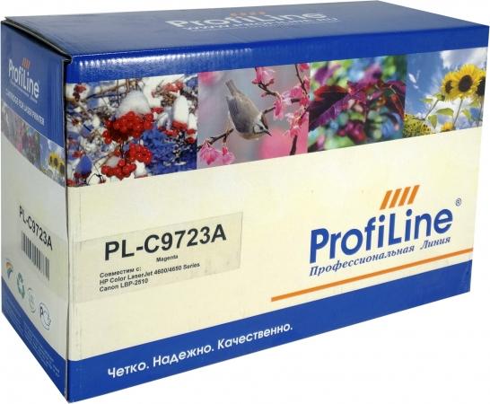 Картридж совместимый ProfiLine C9723A Magenta для HP