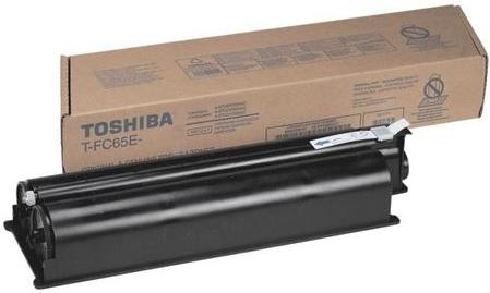 Картридж Toshiba T-FC65EY (6AK00000185) желтый оригинальный