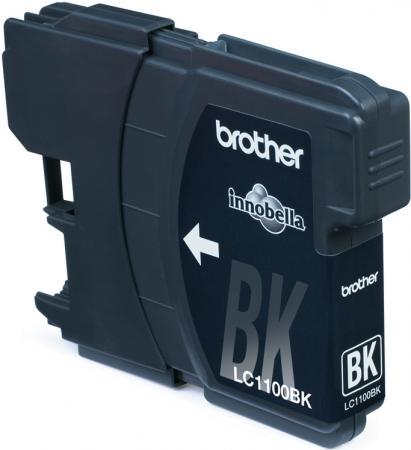 Картридж Brother LC1100BK черный оригинальный