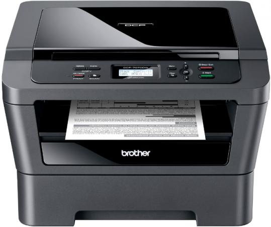 МФУ Brother DCP-7070DWR