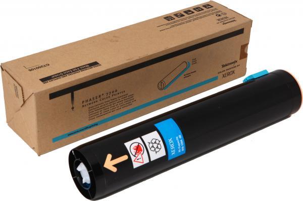 Картридж XEROX 016194400 голубой оригинальный