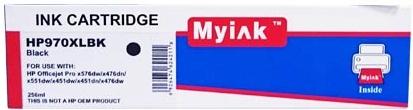 Картридж совместимый MyInk CN625AE черный для HP
