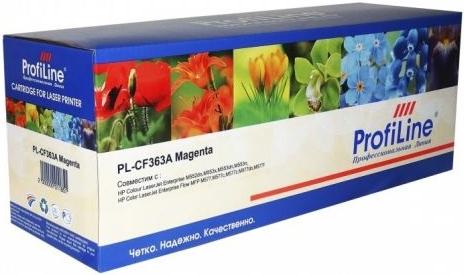 Картридж совместимый ProfiLine CF363A пурпурный для HP