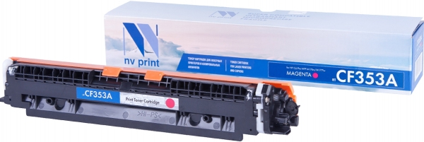 Картридж совместимый NVPrint CF353A для HP пурпурный