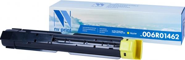 Картридж совместимый NVPrint 006R01462 для Xerox желтый