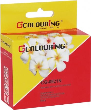 Картридж совместимый Colouring 0921N для Epson черный