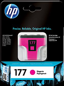 Картридж HP C8772HE пурпурный оригинальный