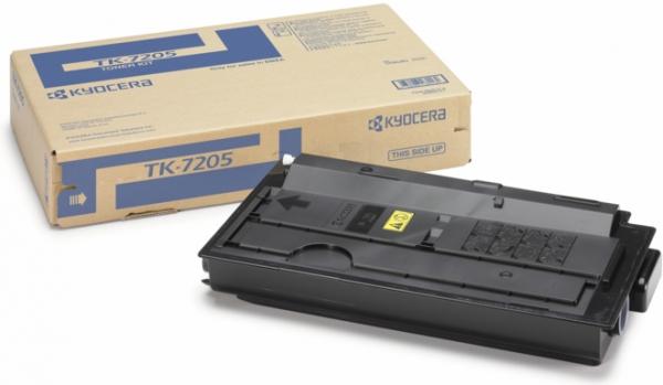Тонер-картридж Kyocera TK-7205