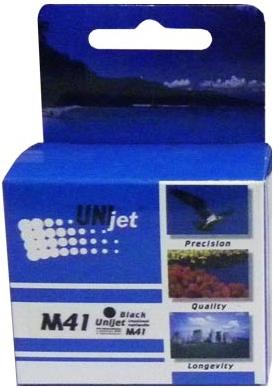 Картридж совместимый Unijet INK-M41 черный для Samsung