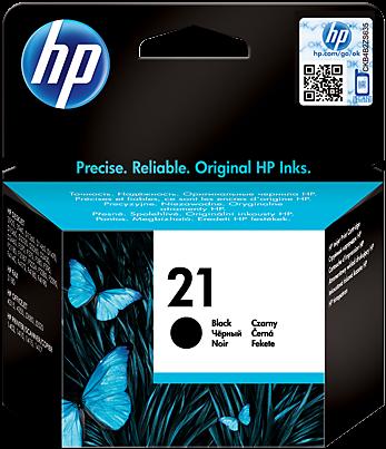 Картридж HP C9351AE черный оригинальный