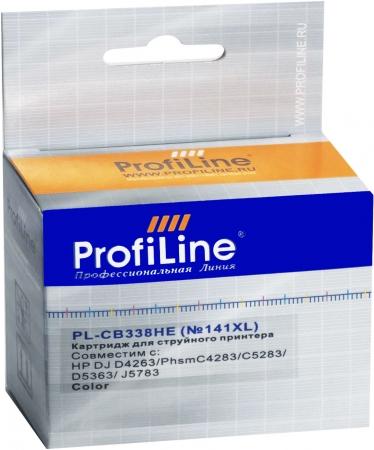 Картридж совместимый ProfiLine CB338HE №141XL для HP Color