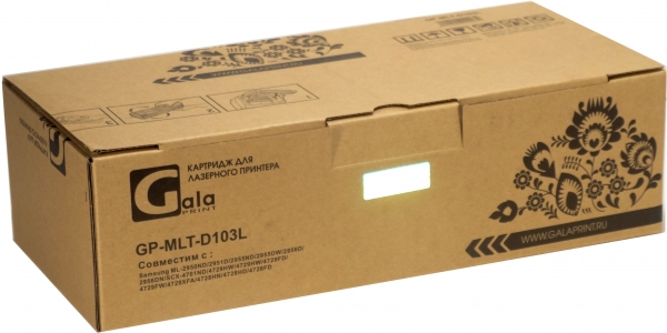 Картридж совместимый GalaPrint MLT-D103L для Samsung