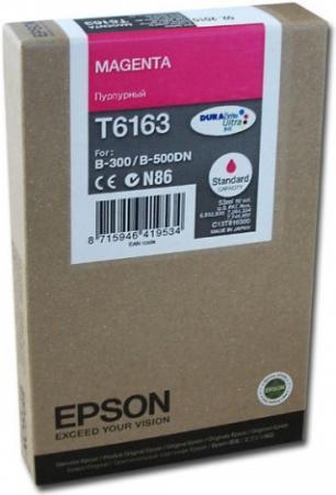 Картридж EPSON T616300 пурпурный оригинальный