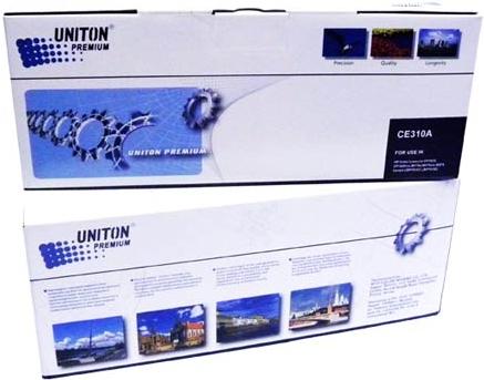Картридж CE310A черный совместимый UNITON Premium