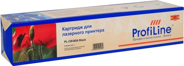 Картридж совместимый ProfiLine CB380А для HP