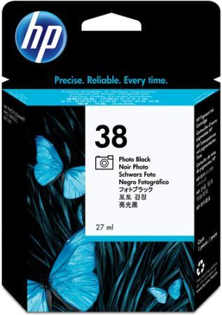 Картридж HP C9413A черный оригинальный
