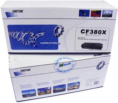 Картридж совместимый UNITON Premium CF380X (312X) черный для HP