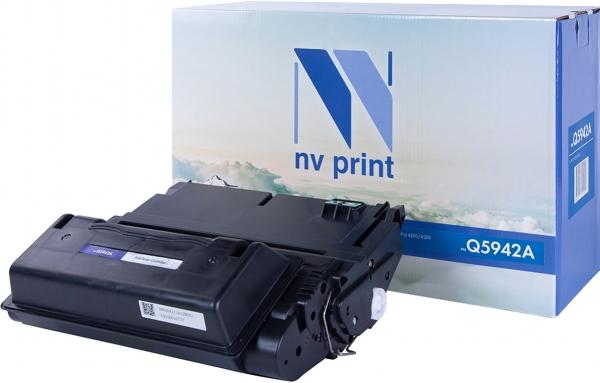 Картридж совместимый NV Print Q5942A для HP