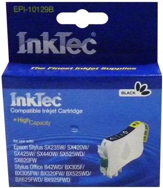 Картридж совместимый InkTec T1291 черный для Epson