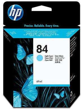 Картридж HP C5017A светло-голубой оригинал