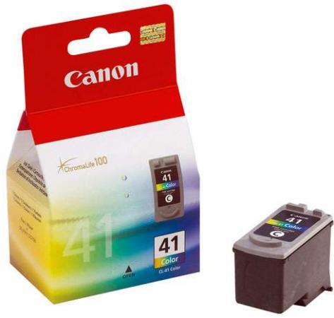 Картридж Canon Ink CL-41 цветной оригинальный