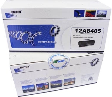 Картридж совместимый UNITON Premium 34016HE/12A8405 для Lexmark