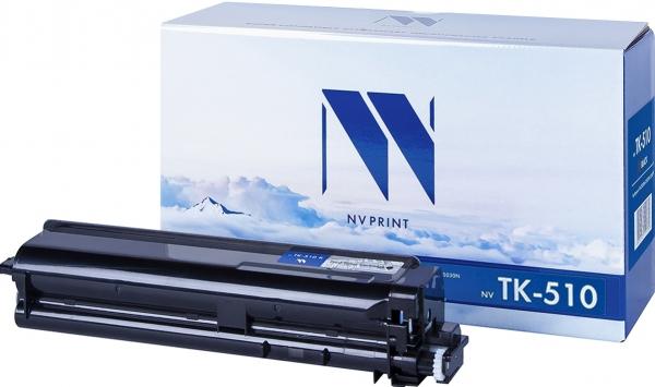 Картридж совместимый NVPrint TK-510 для Kyocera черный