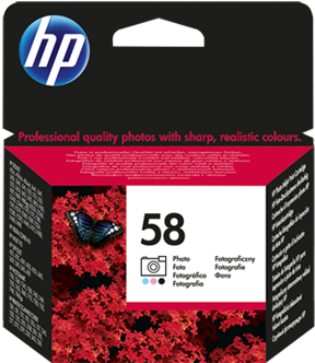 Картридж HP C6658AE оригинальный