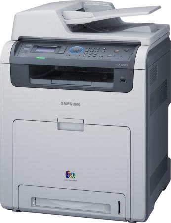 МФУ Samsung CLX-6220FX