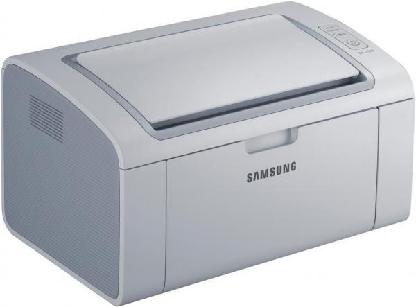 Принтер Samsung ML-2160 серый