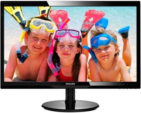 "Монитор 24"" PHILIPS 246V5LSB"