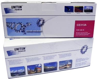 Картридж совместимый UNITON Premium CE313A пурпурный для HP