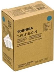 Картридж Toshiba T-FC31EC (6AG00001999) синий оригинальный