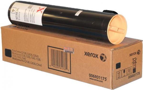 Тонер XEROX 006R01175 черный оригинальный DIL для WCP 7228/35/45/7328/35/45/C2128/2636/3545