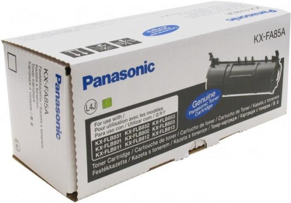 Тонер-картридж PANASONIC KX-FA83A оригинальный