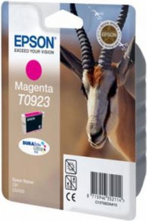Картридж EPSON T09234A10 пурпурный оригинальный