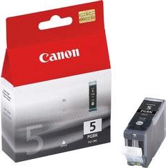 Картридж Canon PGI-1400XLВК оригинальный черный