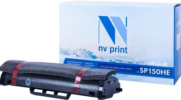 Картридж совместимый NVP SP150HE для Ricoh