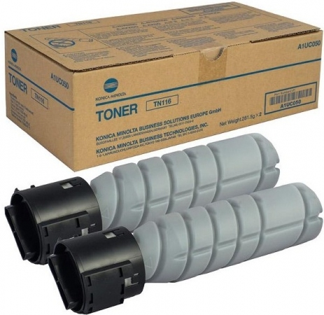 Тонер-картридж Konica TN-116 оригинальный двойная упаковка