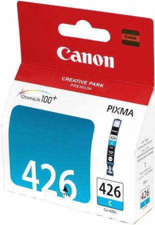 Картридж Canon 426 С голубой совместимый Unijet